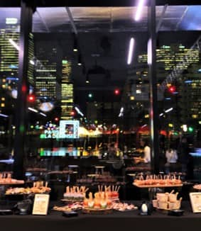 New - 11 - cocktail dînatoire du vélo du soir traiteur cocktail dînatoire
