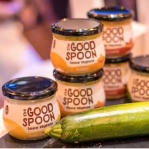 New - algama food mayonnaise vegan du vélo du soir, traiteur événementiel Paris