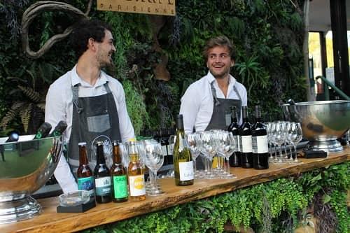 Traiteur paris eco-responsable - Bar à vin & bière